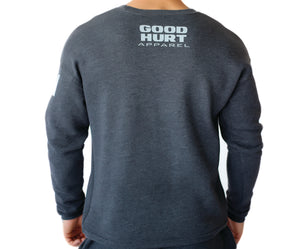 GOODHURT - DROP SHOULDER SWEATSHIRT (UNISEX)