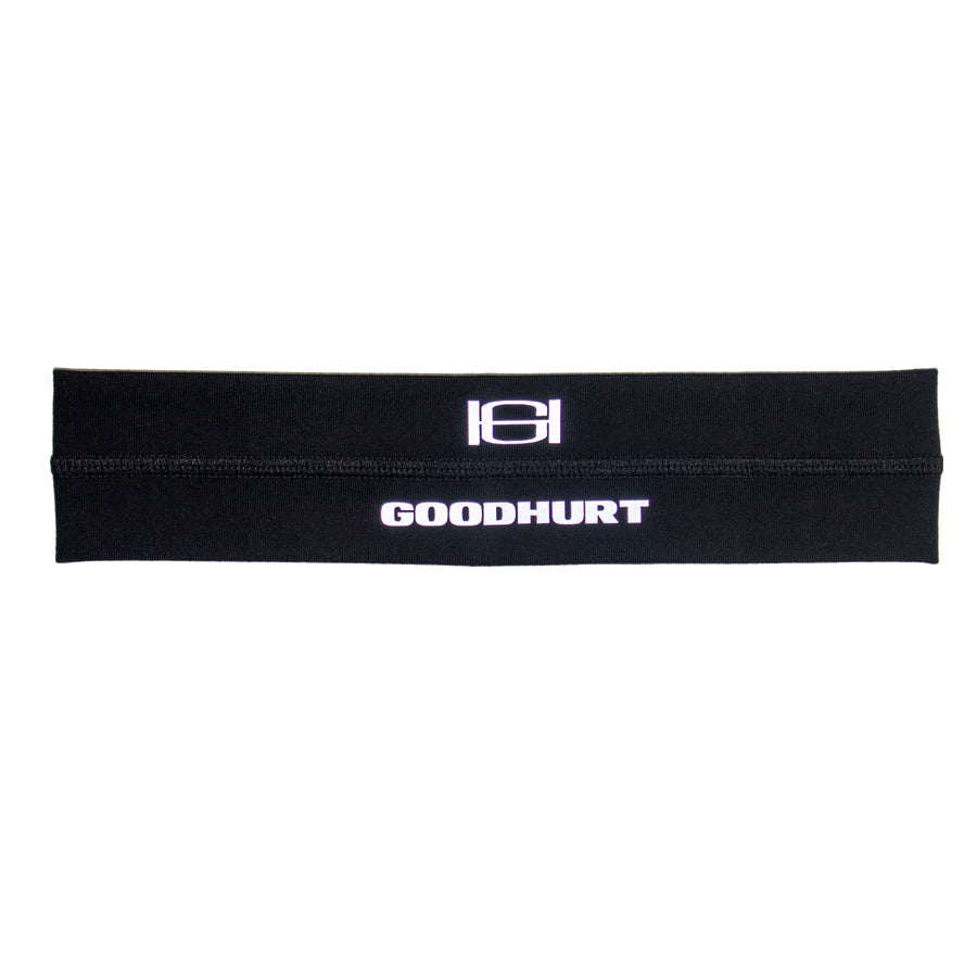Goodhurt Headband Black/Silver
