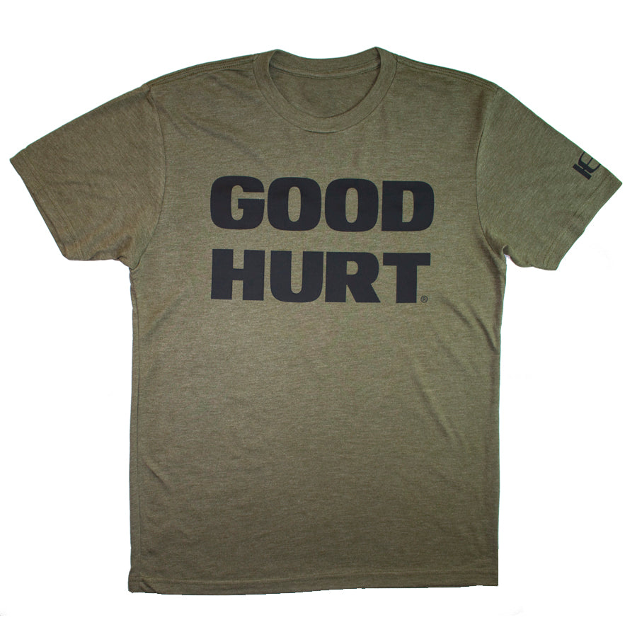 "GOODHURT - ""Lifters Creed"" T-Shirt"