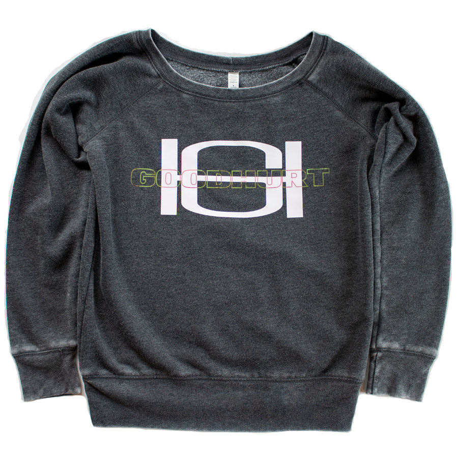 Goodhurt Wide Neck Sweater