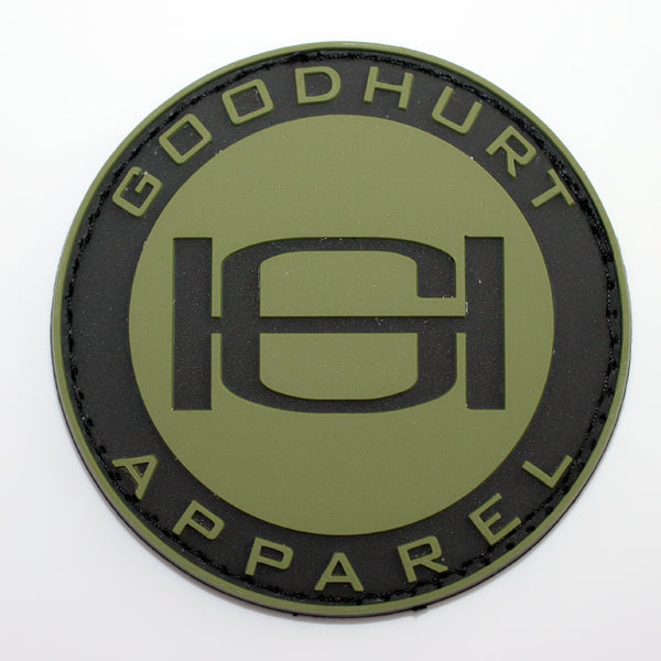 GOODHURT - Apparel Velcro Patch