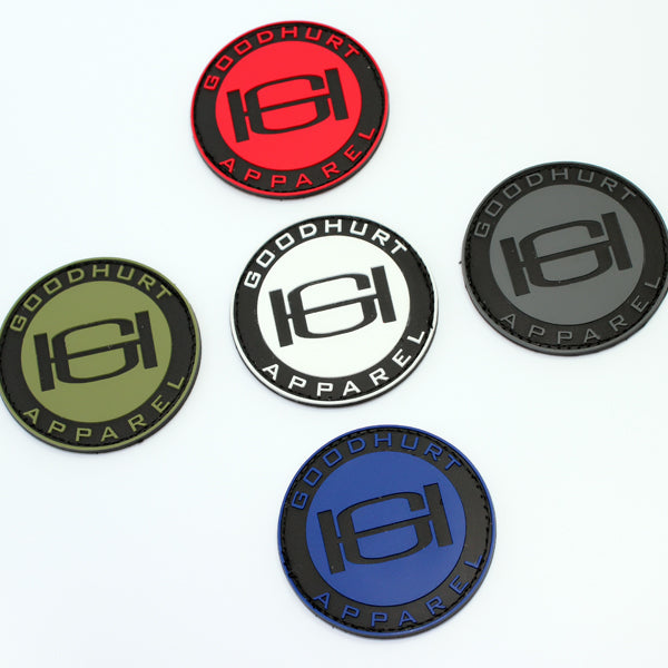 GOODHURT - Interchangeable Logo Patch