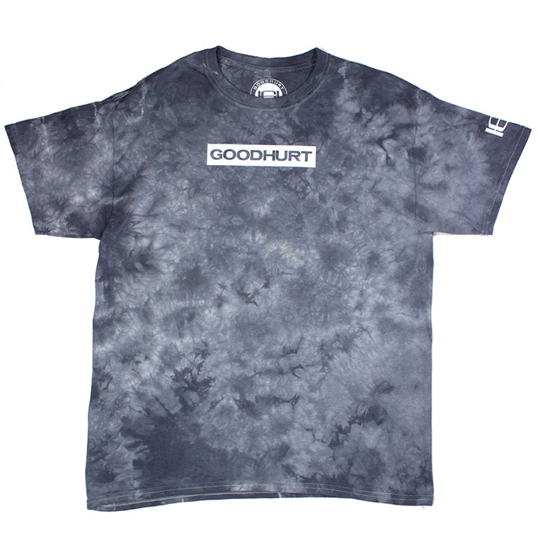 GOODHURT - Grey Rectangle Tee