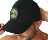 GOODHURT - Dad Hat w/ Interchangeable Logo Patch