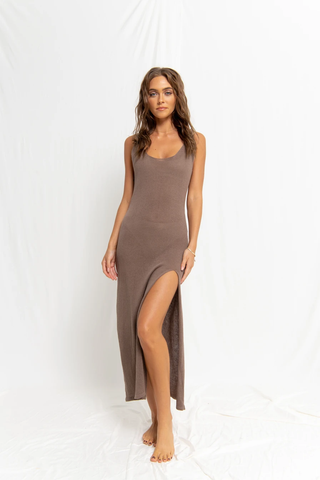 Maxi Cover-Up in Fawn