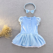 Load image into Gallery viewer, The Cinderella Princess Dress for Baby Infant