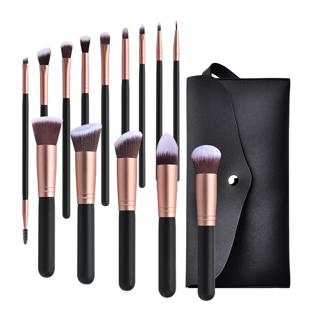 14 Pcs Makeup Brush Set