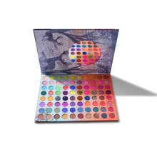 Load image into Gallery viewer, Palette Makeup Contouring Kit 80 Colors