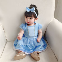 Load image into Gallery viewer, Cinderella Princess Baby Girls Dress