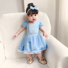 Load image into Gallery viewer, Baby Girl Cinderella Princess Dress