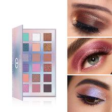 Load image into Gallery viewer, The 18 Colors Matte Shimmer Glitter