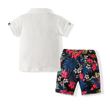 Load image into Gallery viewer, Baby Boys Summer Casual Clothing Set
