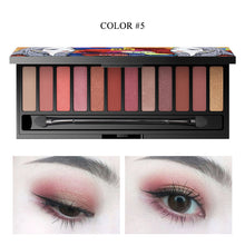 Load image into Gallery viewer, best eyeshadow palettes 12 colors