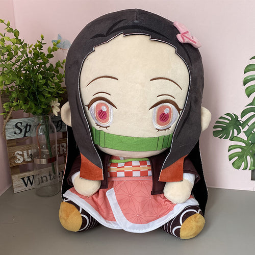 Demon Slayer Kimetsu no Yaiba Chibi Plush - Nezuko Kamado