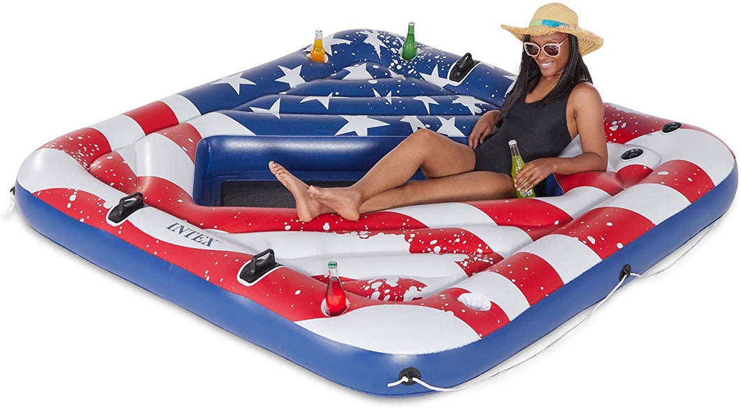American Flag Inflatable