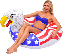 Load image into Gallery viewer, American Screaming Eagle Pool Float
