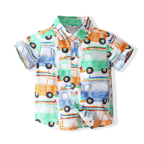 Baby Boys' Button Down Shirts