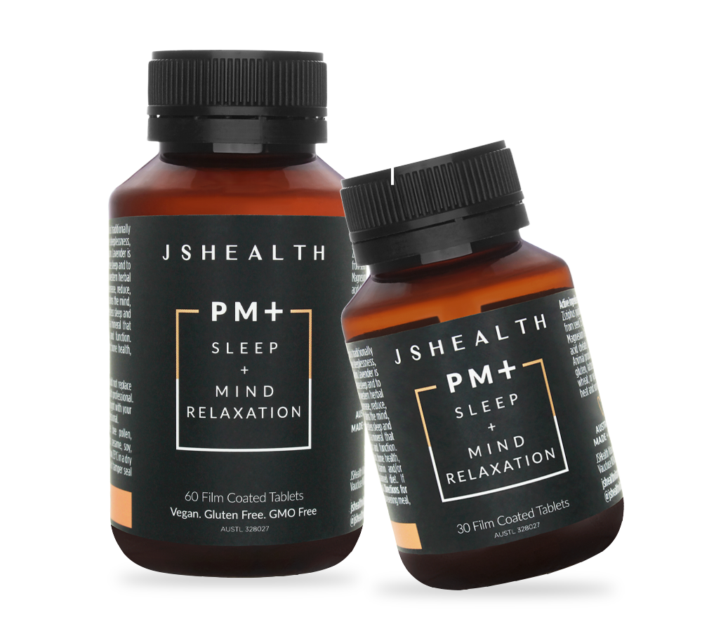 PM + Sleep + Mind Relaxation (30 or 60 capsules)