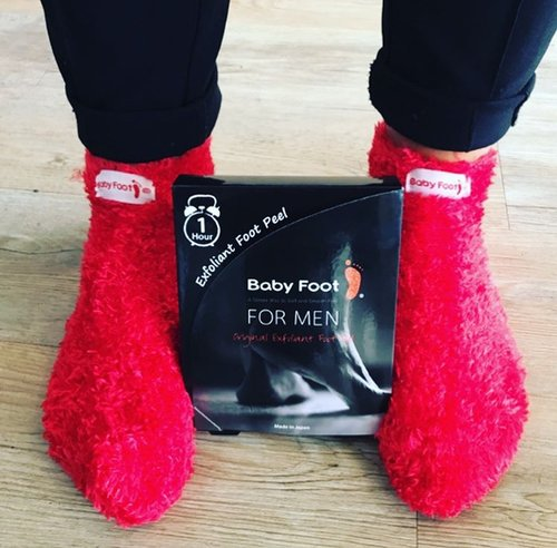 Baby Foot socks