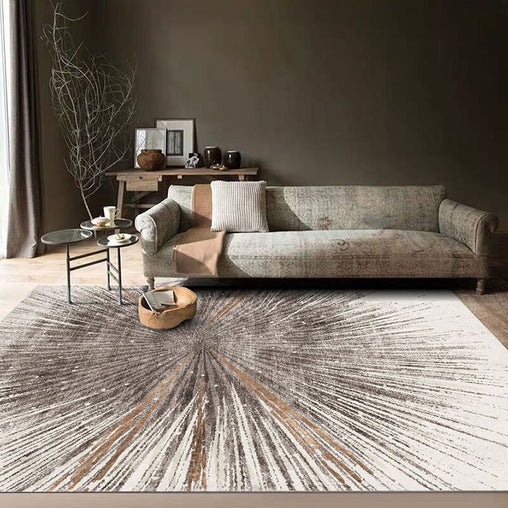 Large Floor Rug  200x300CM Modern Abstract Home Decoration