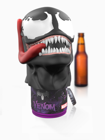 VENOM Limited edition Marvel design Talking Bottle Opener