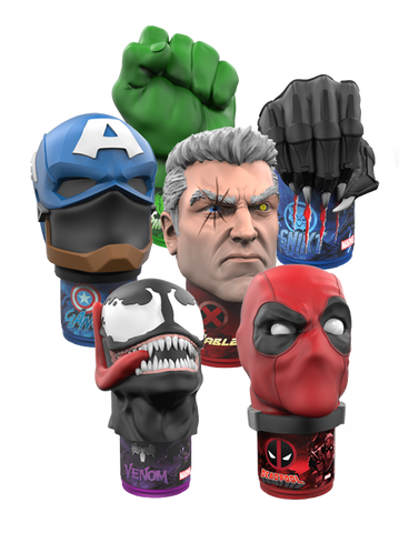 Full Marvel Talking Bottle Openers Collection Pack 1