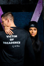 "Load image into Gallery viewer, Le Clan's Official Beanie ""Victim of Decadence"""