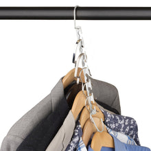 Load image into Gallery viewer, (Great Promotion Today) Magic Hangers Closet Space Saving ( Plastic and Metal )