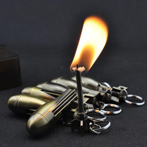 Keychain Flint Fire Starter (Buy 3 Free Shipping)