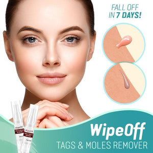 WipeOff Tags & Moles Remover