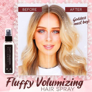 Fluffy Volumizing Hair Spray (50% OFF)