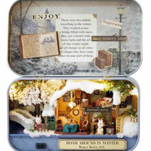 Load image into Gallery viewer, [LAST DAY PROMOTION]Box Theater Doll House-Ship On Time!