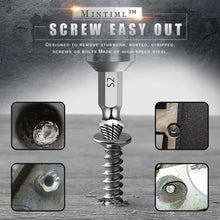 Load image into Gallery viewer, Mintiml™ Screw Extractor(4 Pcs)