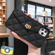 Load image into Gallery viewer, Ladies iPhone Handbag Case