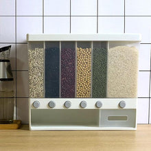 Load image into Gallery viewer, Wall-mounted dry food dispenser