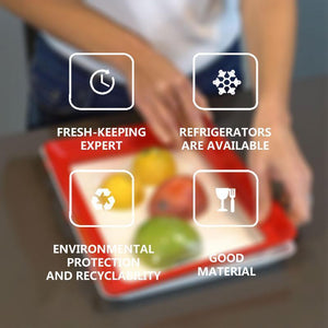 Creative Food Preservation Tray--Buy More Save More!!!