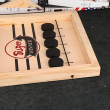 Load image into Gallery viewer, Table Desktop Battle 2 in 1 Ice Hockey Game