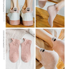 Load image into Gallery viewer, Hot Sale - Embroidered Cartoon Women Socks(50% OFF)