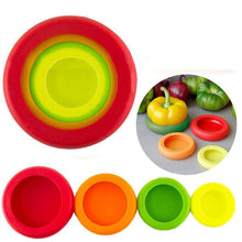 Load image into Gallery viewer, 【Black Friday Deals!!!】4pcs Silicone Food Preservation Cover