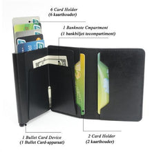 Load image into Gallery viewer, (50% OFF!!)RFID Blocking Vintage Business Wallet