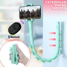 Load image into Gallery viewer, Bluetooth Caterpillar Phone Holder