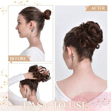 Load image into Gallery viewer, Updo Curly Bun Extension (50% OFF)