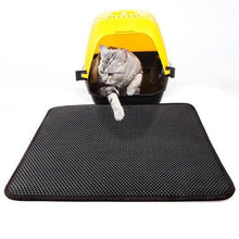 Load image into Gallery viewer, Cat Litter Mat - water proof