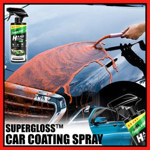 SuperGloss Car Coating Spray - Buy 2 Get 1 Free & Free Shipping