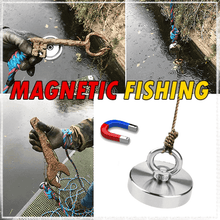 Load image into Gallery viewer, Deep Water Fishing Magnet