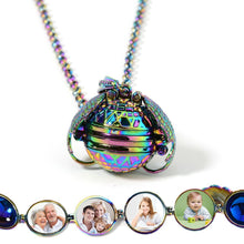 Load image into Gallery viewer, (50% OFF Holiday Promotion+BUY 2 Free Shipping&SAVE$5)Expanding Photo Locket-BUY 1 GET 1 FREE TODAY!