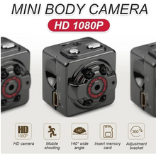 Load image into Gallery viewer, 2019 Upgrade HD 1080P MINI BODY MOTION ACTIVATED CAMERA