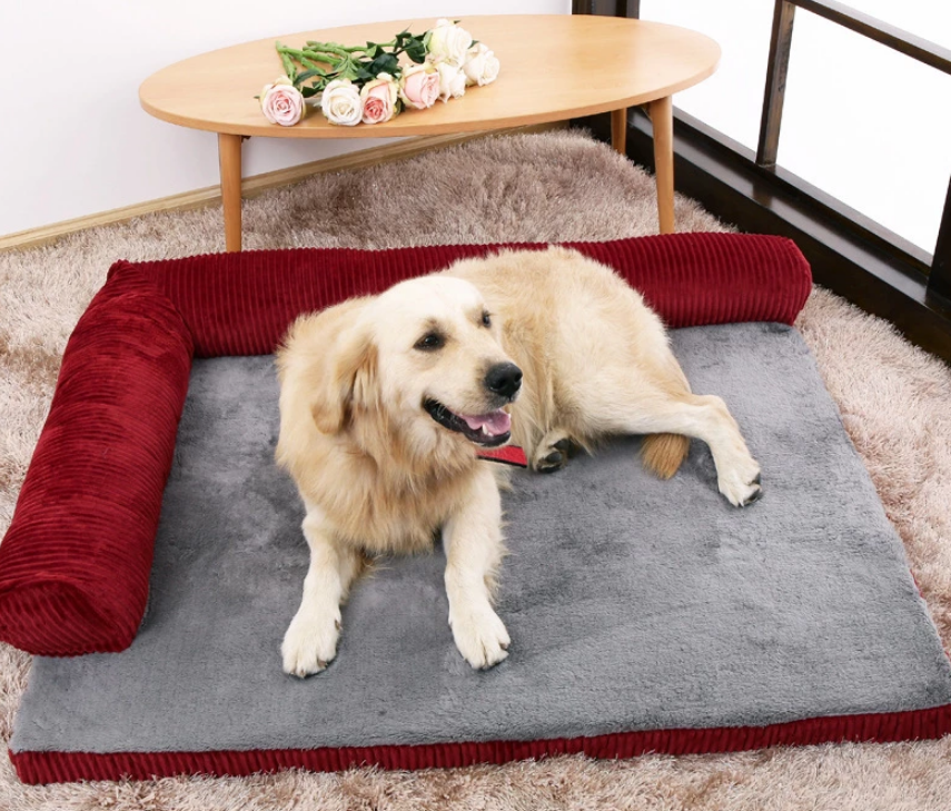 Luxury Removable Soft Lounge Orthopedic Dog Bed