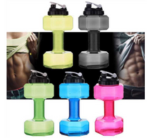 Load image into Gallery viewer, No Leak Free Light Weight Super Tough Dumbbell Water Jug