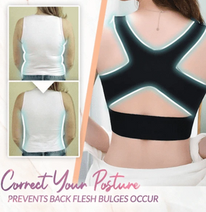 Front Buckle Support Bra